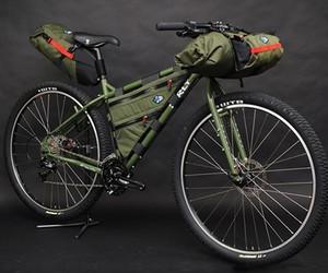 Custom Bicycle Bags | by Porcelain Rocket