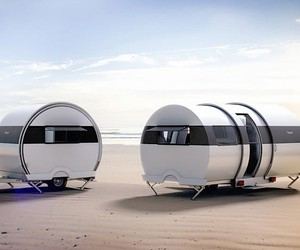 BeauEr 3X - retractable caravan