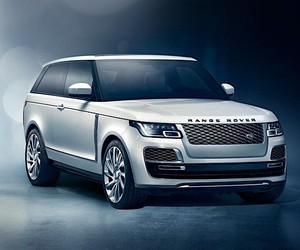 Range Rover builds the limited SV coupe