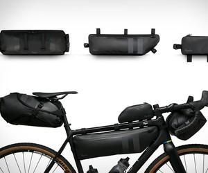 Rapha Waterproof Bike Packs