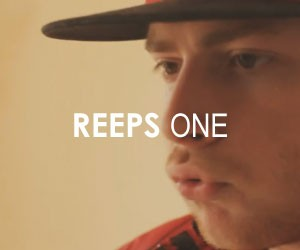 Reeps One 'Unplugged' Beatbox Session