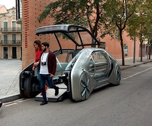 Renault Ez-Go  vision of future transportation