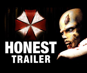 Resident Evil: Honest Game Trailers