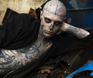 Rick Genest by Maria Eriksson for Viva Magazine