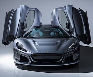Rimac announces the fast-paced C-Two