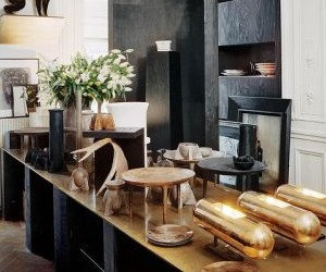 Rick Owens Paris Home - American Gothic