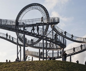Roller Coaster Staircase - Germany