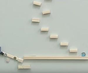 Japanese builds a Rube-Goldberg machine
