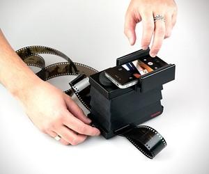 iPhone Film Scanner