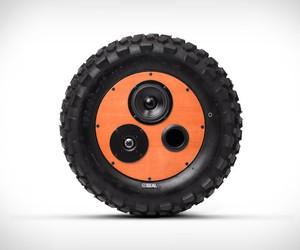 Seal Tire Speaker