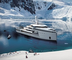 SeaXplorer Expedition Yacht