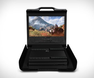 Sentinel Portable Gaming Station