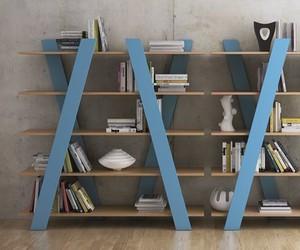 Matte Lacquer Shelf Unit