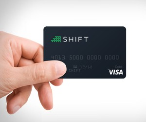Shift Bitcoin Debit Card