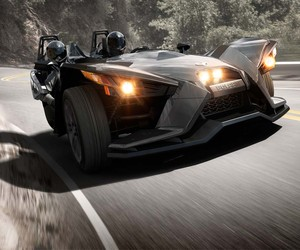 Polaris Slingshot. Loud and Obnoxious