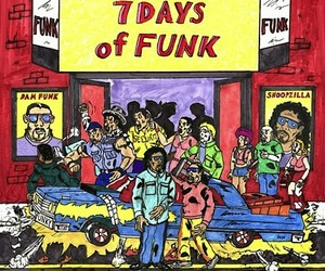 Dâm-Funk & Snoopzilla – 7 Days of Funk (New Album)