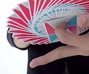 Air Time - Stylish card tricks by Virtuoso