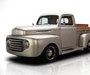 Ford Pick-up from 1949 was auctioned