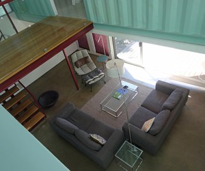 Creative Shipping Container Home
