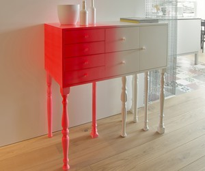 Neon Ombre Furniture