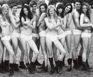 Super Normal Super Models by Mert & Marcus