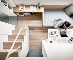 Taiwan Micro Apartment