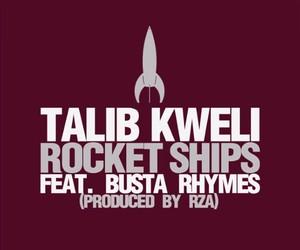 Talib Kweli - Rocket Ships
