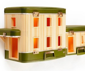 Ted Lott transforms furniture into architectural