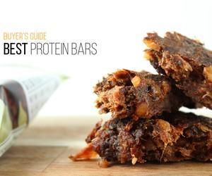 Best Protein Bars
