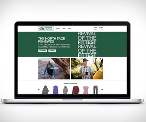 The North Face Renewed