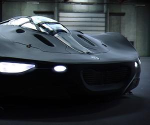 Tesla Xeno Concept Car by Furio Tedeschi