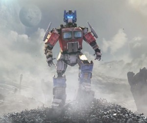 Optimus Prime in Titanfall for April Fools Day