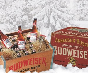 Budweiser Limited Edition, Handmade Crates