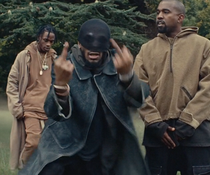 "TRAVI$ SCOTT & KANYE WEST ""PISS ON YOUR GRAVE"""