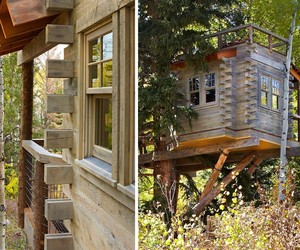 Treehouse Design in Vail