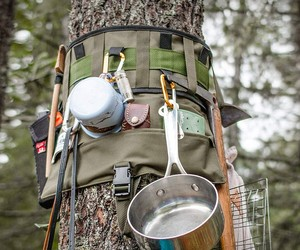 Tree Hugger Gear Storage