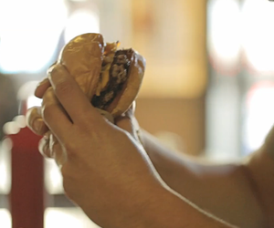 U-Mini Burger: A fast-food version of Umami Burger