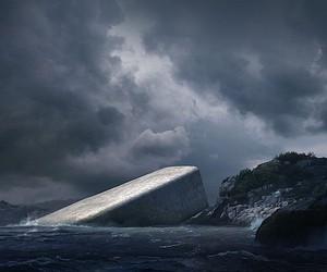 Snøhetta is the first underwater restaurant in EU