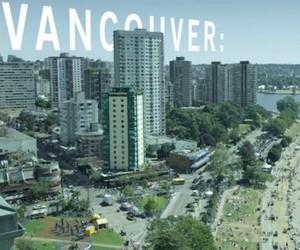 Vancouver: Timelapse of Firework Celebration