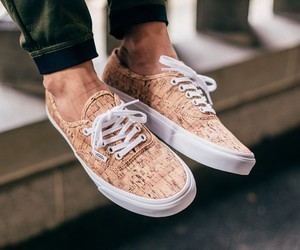 Vans Authentic Cork