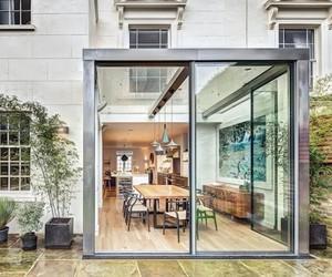 London Sun House Design