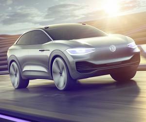 Volkswagen Reveals the I.D. CROZZ