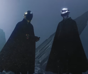 Daft Punk is back with a new video by Warren Fu