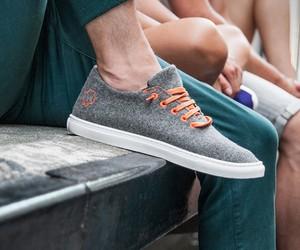 Baabuk Wool Sneakers