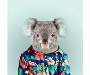 """FASHION ZOO ANIMALS"" BY YAGO PARTAL"