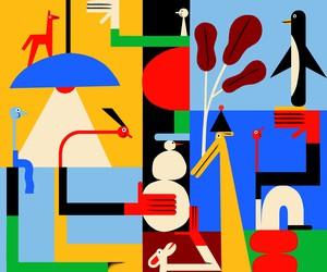 Zebu's Symphony of Colours