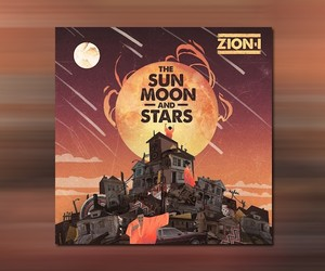 "Zion I – ""The Sun Moon and Stars EP"" (Full Stream)"